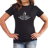 Eddany If you don't talk to your cat about catnip who will? Women T-Shirt