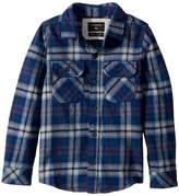 Quiksilver Fitzspeere Long Sleeve Shirt (Big Kids)