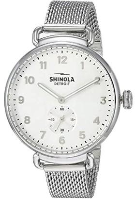 Shinola Detroit The Canfield 38mm - 20121833