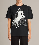 AllSaints Unicorn Crew T-Shirt