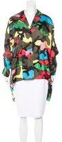 Valentino Spring 2015 Silk Pajama Shirt w/ Tags