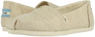 Toms Alpargata 3.0 (Grey Felt/Faux Shearling) Women's Shoes