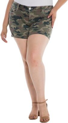 SLINK Jeans Denim Shorts