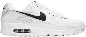 Nike 90 Running Shoes - White / Black