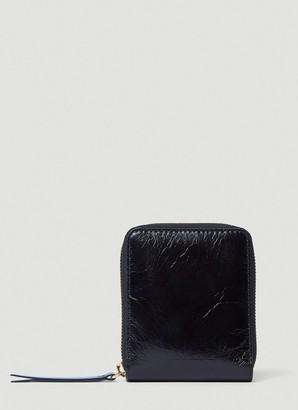 Maison Margiela Stitches Zip-Around Wallet