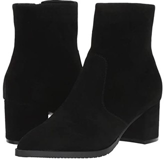 Blondo Twiggy Waterproof (Black Suede) Women's Boots