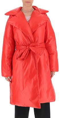 Givenchy Belted Padded Trench Coat