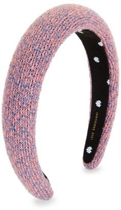 Lele Sadoughi Boucle-Knit Petite Padded Headband