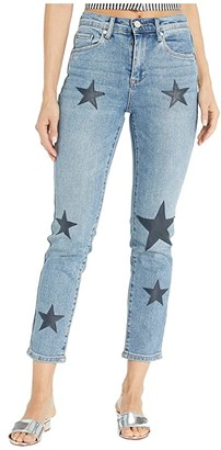 Blank NYC Star Printed Jeans in Ever After