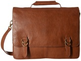 Scully Hidesign Aaron Workbag with Padded Compartment