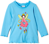Flap Happy Blue Butterfly Party Tee - Infant