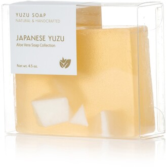 Yuzu Soap Aloe Vera Soap Bar