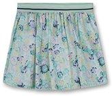 Sanetta Girl's Skirt - Green -
