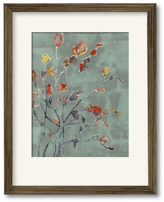 Courtside Market Wall Decor Wildflower Watercolors Ii Gallery Collection Framed Art