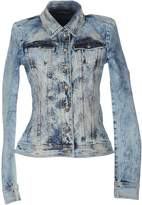 Philipp Plein Denim outerwear - Item 42552886