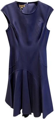 Michael Kors Blue Silk Dresses