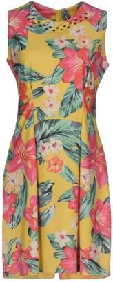 La Fille Des Fleurs Short dresses - Item 34786186FU