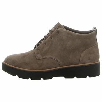 Clarks Un Balsa Mid Womens Ankle Boots