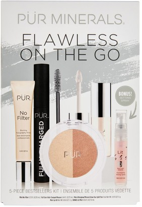Pur Flawless On The Go 5-Piece Bestsellers Kit