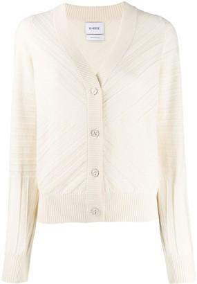 Barrie long sleeve cardigan