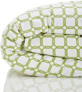 Sferra Barrington Duvet Cover - Chartreuse