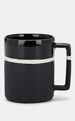 Sarah Lavoine Sicilia Ceramic Mug - Black