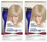 Clairol Nice 'n Easy Root Touch-Up 9a Matches Light Ash Blonde Shades 1 Kit, (Pack of 2)