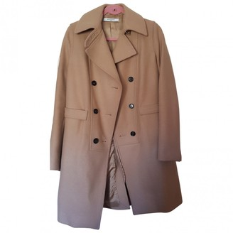 Givenchy Camel Wool Coat for Women