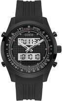 GUESS Black Digital Chronograph Watch
