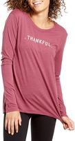 good hYouman Thankful Tee