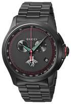 Gucci Men's YA126269 Analog Display Swiss Quartz Watch