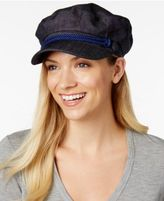 Nine West Canvas Newsboy Hat