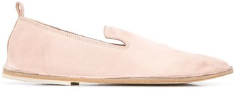Marsèll Slip-On Round-Toe Loafers