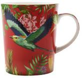 Maxwell & Williams Paradise Mug 330ml Red Gift Boxed