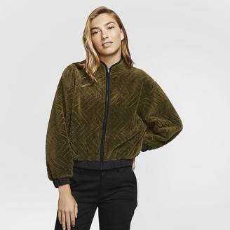 Nike Women's Jacket Hurley Sherpa