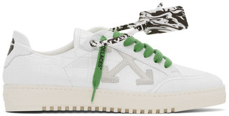 Off-White Croc 2.0 Sneakers
