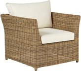 OKA Seaton Armchair - Off-White