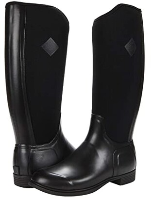 The Original Muck Boot Company Derby Tall (Black) Women's Shoes
