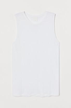 H&M Tank Top - White