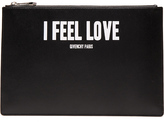 Givenchy Medium I Feel Love Printed Pouch