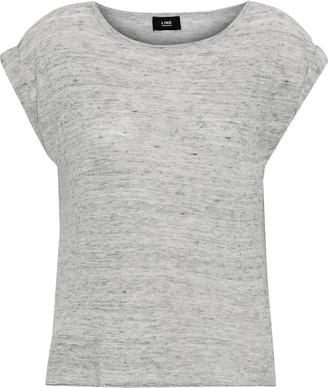 Line Melange Linen-jersey T-shirt