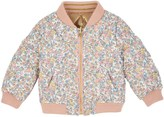 Juicy Couture Baby Tivioli Floral Reversible Puffer