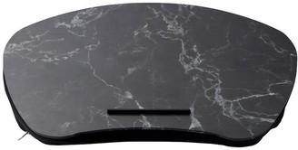 Indigo Paper Lap Desk Marble Black