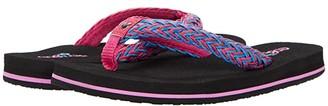 Cobian Lil Lalati (Toddler/Little Kid/Big Kid) (Pink) Women's Sandals