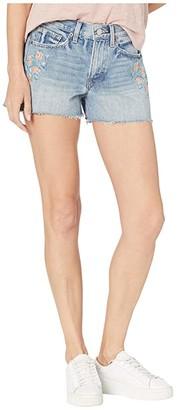 Lucky Brand Boyfriend Shorts in Lake Chelan (Lake Chelan) Women's Shorts