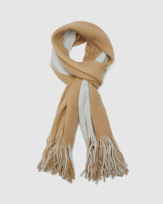 Oxford Tauriel Brushed Textured Scarf