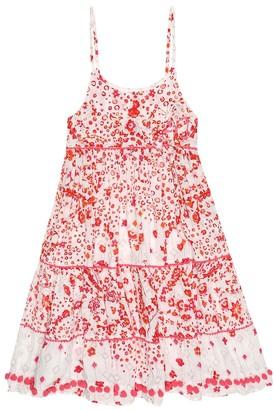 Poupette St Barth Kids Pippa floral dress