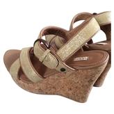 UGG Leather Sandals