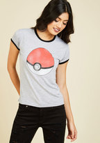 Mighty Fine/Public Library Gotta Catchy 'Em All Tee