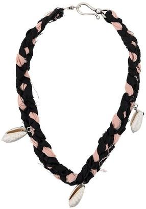 Giacobino Shell Pendant Necklace